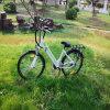 bicicleta escondida 26inch do frame E da bateria