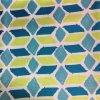 Impreso de poliéster tejido de la tela para prendas de vestir / traje de esquí