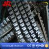 Axt Bx CX Dx roher Rand-gezahnter Gummiv-gürtel mit ISO