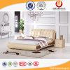 Более дешевая удобная кровать кожи мебели спальни (UL-FT912A)