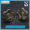 Изготовленный на заказ кнопка металла высокого качества конструкции способа логоса