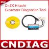 Ferramenta diagnóstica V2011A do Dr. Zx Hitachi Máquina escavadora