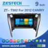 Navegação de rádio do carro DVD GPS da fábrica de Zestech para Toyota Camry 2012