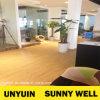 Bequemes u. Sound Insulation Wood PVC Floor für Office