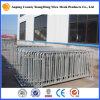 電流を通されたか、または塗られた鋼鉄バリケードの群集の安全バリアの安い群集整理の障壁