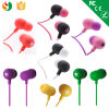 Presse personnalisée Promotion Earbuds Ear Piece Stereo Earphone Chine Wholesale