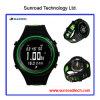 Reloj elegante de Sunroad IP67 Watchproof y reloj del deporte con CE