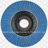 Stainless Steel를 위한 유연한 Grinding Abrasive Flap Disc