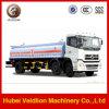 دونغفنغ 6 * 2 15000liter النفط صهريج شاحنة / وقود صهريج شاحنة
