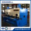 ' machine de cisaillement de la longueur 10 pour le découpage de plat de feuille d'acier inoxydable