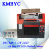 Verkoop van de Printer van het Geval van de Telefoon van Byc Flatbed Digitale UV Mobiele