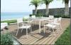 Nuova mobilia esterna di alluminio 2015