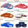 Eventsのための2015卸売Cheap Custom Silicon Bracelet