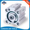 Cilindro neumático estándar del aire del cilindro de la serie ISO6431 de DNC (EDI-017)