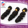 Человеческие волосы волны модных волос девственницы Remy надкожицы типа свободные (HLWC-A408)