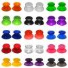 Plastica Analog 3D del rimontaggio delle 9 di colori del fungo del pollice pinse Choice del bastone per le protezioni del coperchio della barra di comando PS4 per il regolatore del SONY Playstation