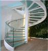 Escalera de cristal de acero de DIY, fábrica de China--Yd-Yd-Gbx01