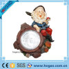 Gnome сада Polyresin с солнечным светом (HG064)