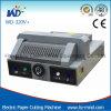 Wd-320V+ A4 уточняют бумажный автомат для резки