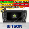 Witson Android 4.2 System Car DVD voor Audi S3 (W2-A6963)