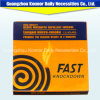 Fast Assassino Mosquito Repelente Incenso Black Fly Insect Mosquito Coil