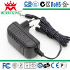 EU Plug Wall Mount 12V1a AC DC Adapter