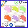 Cucina della Cina che cucina i guanti termoresistenti del BBQ del silicone del forno