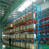 Shelving laminado aço do armazenamento com capacidade de carregamento pesada