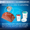 Silicone Rubber para Plastic Toys Pad Printing