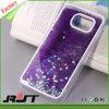 Ясные случай крышки мобильного телефона/крышка мобильного телефона звезды плывуна песка яркия блеска