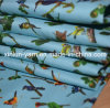 Ткань печатание тканья цифров тканья Китая изготовленный на заказ для одежды