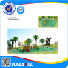 2014 Combinado Slider Type Plastic Playgtound Equipment