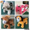 El animal de interior de los niños de la diversión monta las máquinas de juegos de China