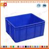 고품질 플라스틱 과일 저장 수송 콘테이너 상자 (ZHtb25)