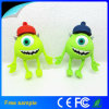 Mecanismo impulsor suave 4GB del flash del USB del PVC Mike Wazowski