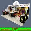 Projeto reusável modular portátil feito sob encomenda da cabine do indicador da feira profissional