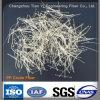 Fibra melhor do que de aço de reforço concreta das fibras da fibra crua do Polypropylene