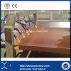 Macchina della scheda della gomma piuma del PVC della plastica WPC