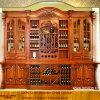 赤いカシは作った贅沢なオフィスのワインのキャビネット(XS9-038)を
