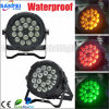 Discoteca Light 18PCS*10W IP65 Waterproof PAR Light del LED