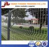 Загородка 2015 ячеистой сети загородки авиапорта обеспеченностью безопасности/50X200mm сваренная авиапортом с столбом