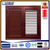 Alloy di alluminio Frame Material e Fixed Type Aluminium Glass Louver Window