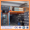 Upper Platfrom Warehouse Mezzanine Floor System Multi-Level Shelf Steel Platform CE ISO9001