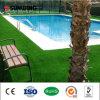 Césped artificial de gama alta de la piscina para el hogar