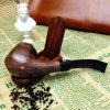 Klassische geläufige Zigaretten-Tabak-Rohr-Pfeife