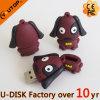 Disco instantâneo do USB dos desenhos animados feitos sob encomenda do cão (YT-6433-57)