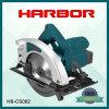 HbCS002の高品質の自動木製の打抜き機の電気回状は見た