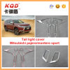 Pièces chaudes d'accessoires de sport de Sprot Montero de couverture de lumière de queue de vente pour Mitsubishi Pajero