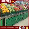 Kaltgewalztes Blech-Supermarkt-Gemüsefrucht-Regal im Leichtgewichtler