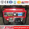 5kw 6.5kw 7kw 15HP空気によって冷却されるガソリン発電機